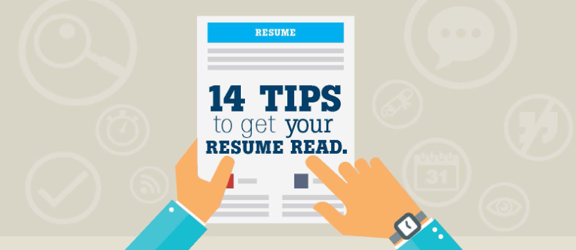 14 Tips to Help Get Your Resume Read - HireRight