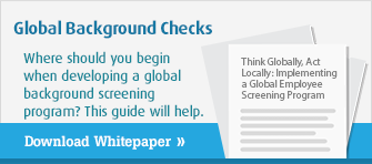 Global Background Checks