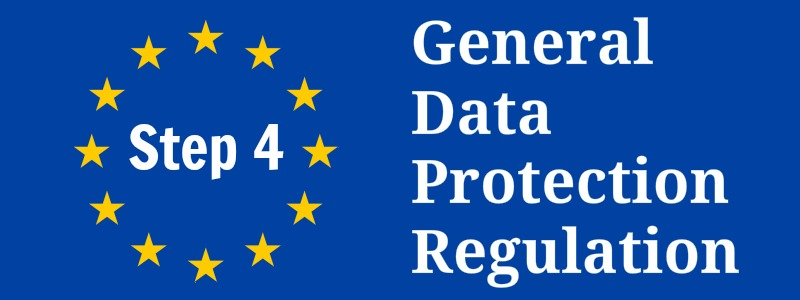 GDPR Right to be forgotten