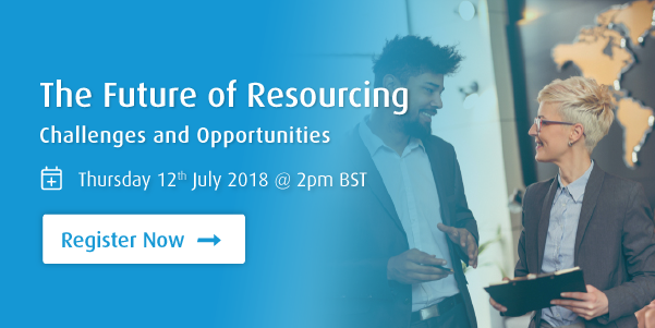 Future of Resourcing Webinar HireRight Banner