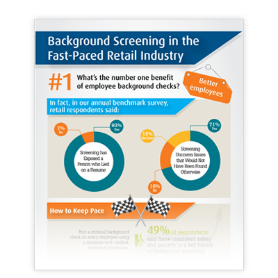 Effective hiring process in the fast paced retail industry