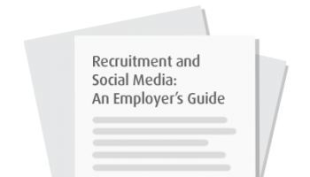 Download whitepaper on an employers guide to recruitment and social media