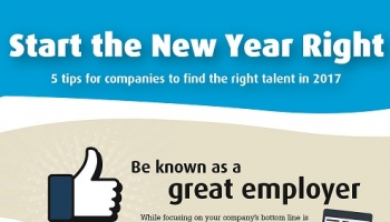 5 Tips for Companies to find the Right Talent in 2017