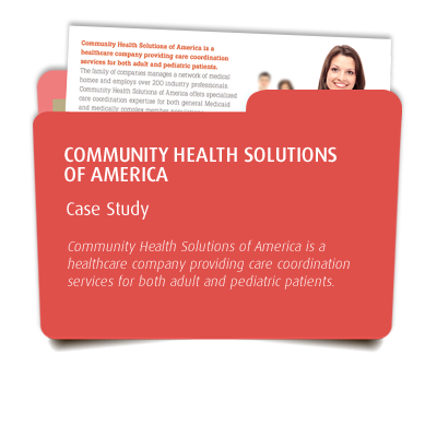Community Health Solutions of America