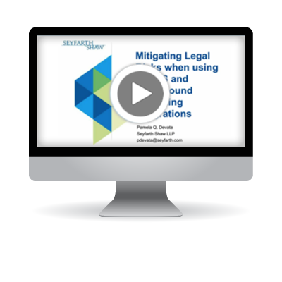 Mitigating Legal Risks When Using an ATS and Background Screening Integrations