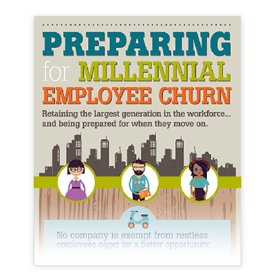 Preparing for Millennial Employee Churn