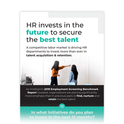 HR Invests in the Future
