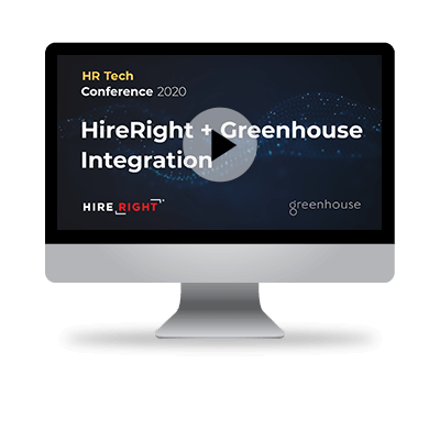 HireRight & Greenhouse Recruiting Integration