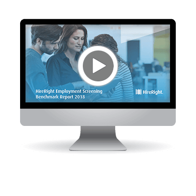 HireRight's Employment Screening Benchmark Webinar