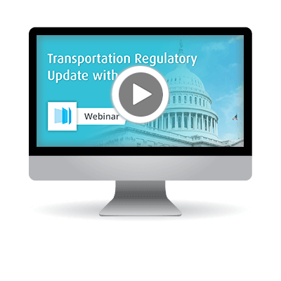 ATA Transportation Legislation Update