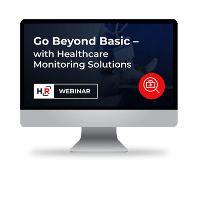 Go Beyond Basic #BackgroundScreening with Healthcare Monitoring Solutions