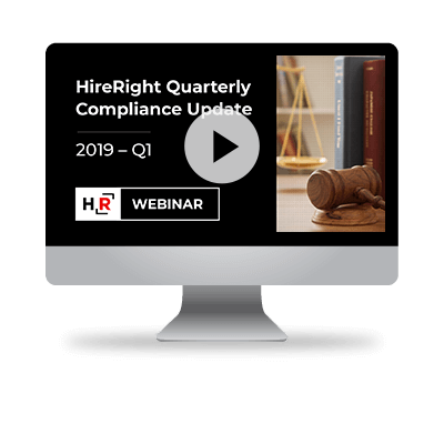 Q1 Quarterly Compliance Webinar:
