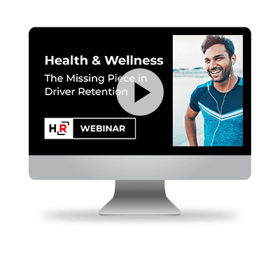 Health & Wellness – The Missing Piece in Driver Retention