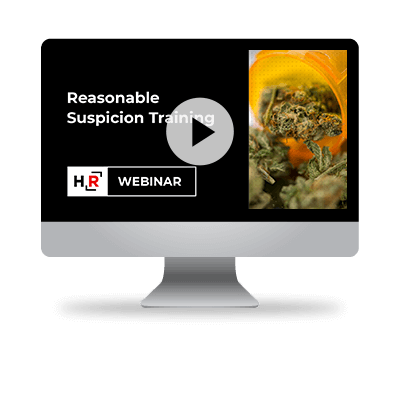 Reasonable Suspicion Training Webinar