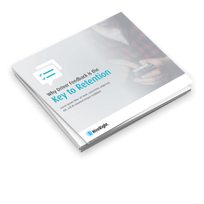 Why Driver Feedback is the KEY to Retention eBook