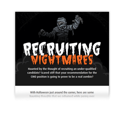 Infographic: Recruiting Nightmares