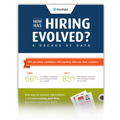 How Has Hiring Evolved? A Decade of Data