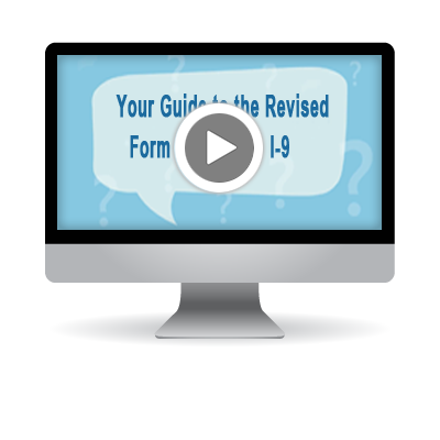 Your Guide to the Revised Form I-9