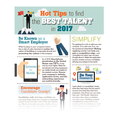 Hot Tips to Find the Best Talent in 2017
