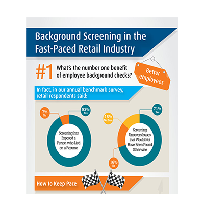 Background Screening in the Fast-Paced Retail Industry