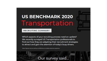 2020 Benchmark - Transportation Summary