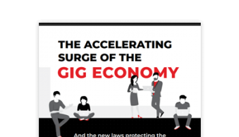 Infographic - The Unstoppable Growth of the Gig Economy