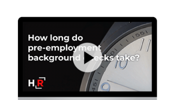 How Long Do Pre-Employment Background Checks Take?