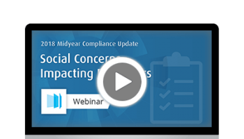 Quarterly Compliance Webinar - Q2 2018