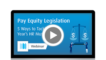 Pay Equity Legislation: Navigating Change