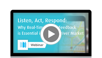 Webinar: Why Real-Time Driver Feedback is Essential