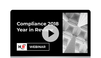 Quarterly Compliance Update - 2018 Year in Review