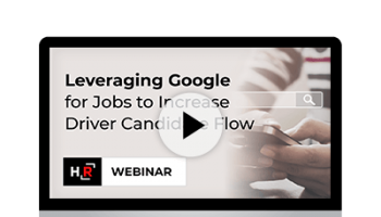 Leveraging Google for Jobs to Increase Driver Candidate Flow