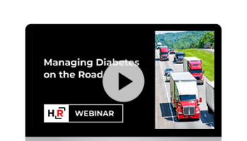 Managing Diabetes on the Road