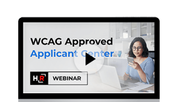 WCAG Approved Applicant Center