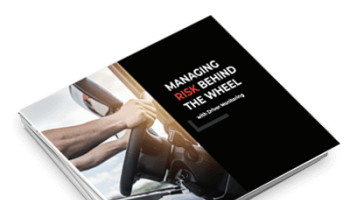 Managing Risk Behind the Wheel with Driver Monitoring