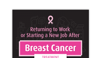 Infographic: Returning to Work After Breast Cancer