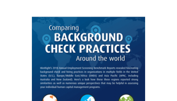 Comparing Background Checks Around the World