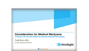 Background Check Considerations for Medical Marijuana