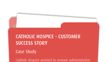 Catholic Hospice - Customer Success Story
