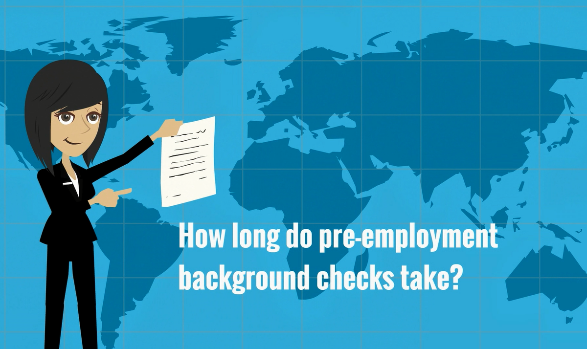 how long do background checks take