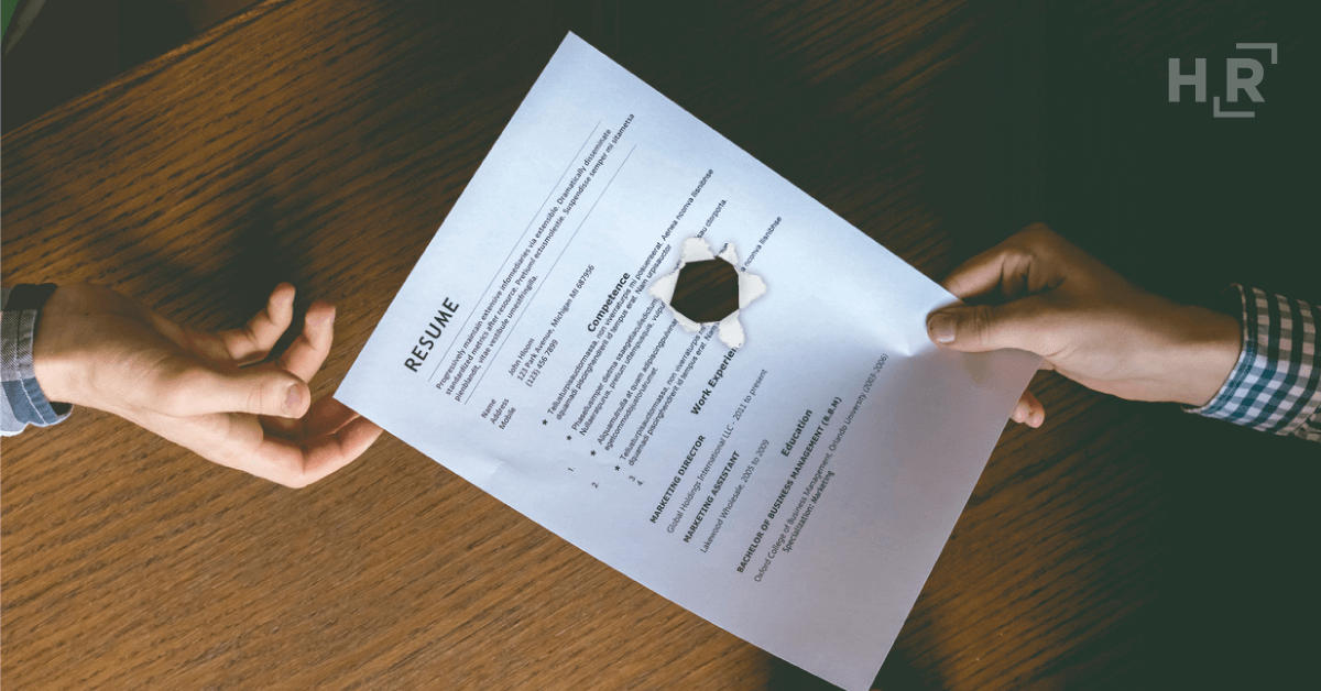 Handling Gaps On Your Resume Employment Background Check