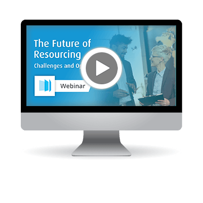 Future of Resourcing: Challenges and Resources Webinar
