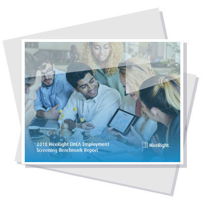 2018 HireRight EMEA Employment Screening Benchmark Report