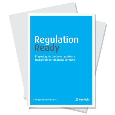 Regulation Ready: Preparing for the new regulatory framework for financial services