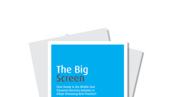 The Big Screen: Financial Services Screening in the Middle East