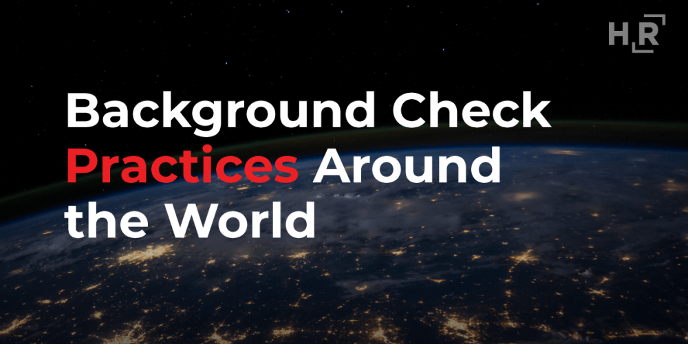 comparing background check practices